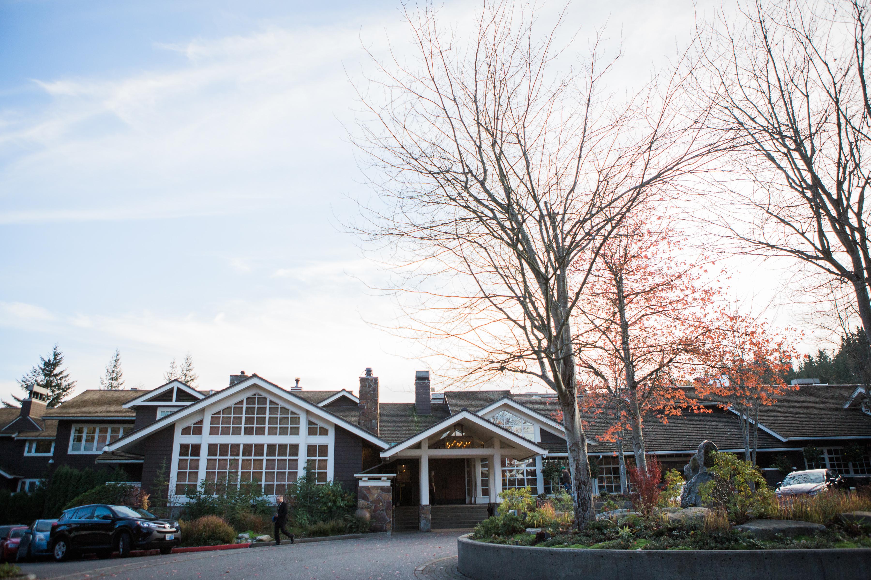 Salish Lodge Wedding in Seattle | PNW wedding at Salish Lodge | Perfectly Posh Events | Amy Galbraith Photography | Salish Lodge & Spa
