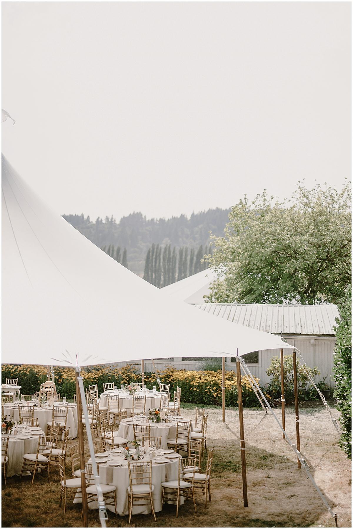 Whimsical Winery Wedding Delille Cellars Wedding